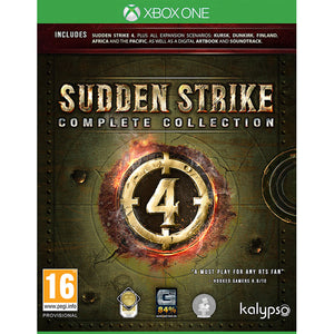 Sudden Strike 4 Complete Collection - Xbox One