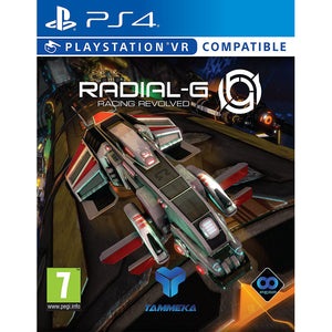 Radial-G: Racing Revolved - PSVR