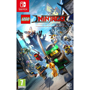 LEGO Ninjago Movie Game: Videogame - Switch