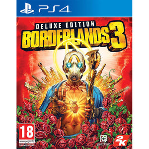 Borderlands 3 Deluxe Edition - PS4