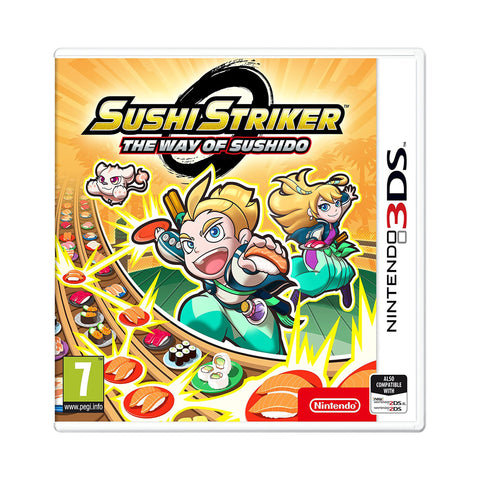 Sushi Striker: The Way of the Sushido - 3DS