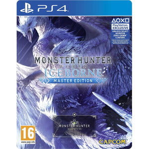 Monster Hunter World: Iceborne - Master Edition SteelBook - PS4