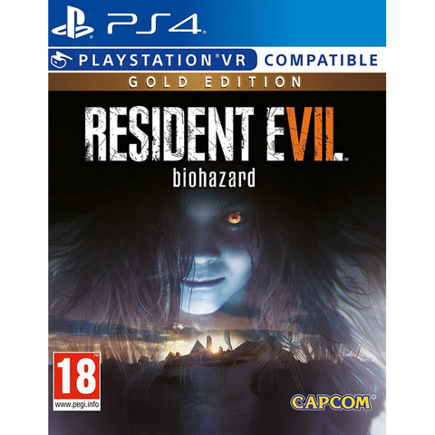 Resident Evil 7: Biohazard - Gold Edition - PS4