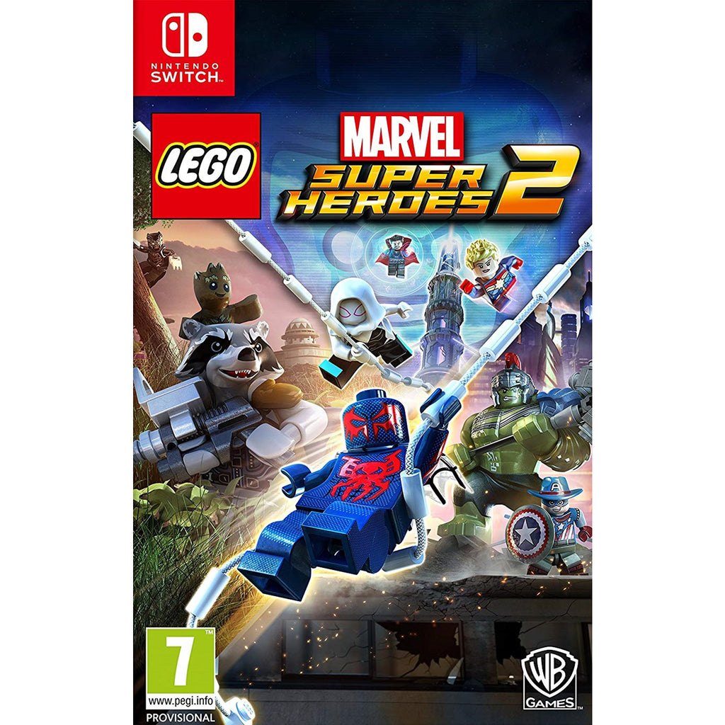 Lego Marvel Superheroes 2 - Switch