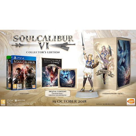 Soul Calibur VI Collector's Edition - Xbox One