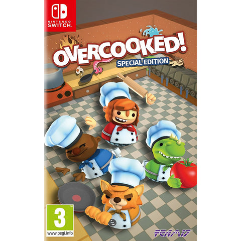 Overcooked: Special Edition - Switch
