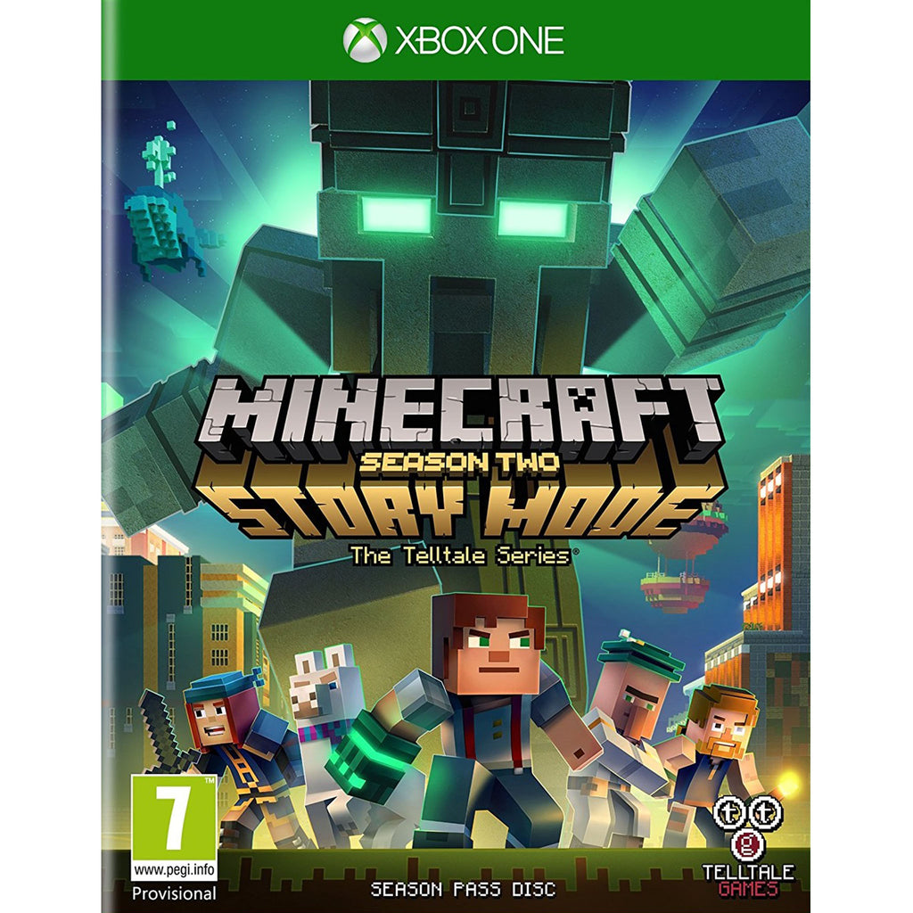 Minecraft Story Mode - Season 2 Pass Disc - Xbox One