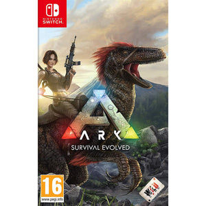 ARK: Survival Evolved - Switch
