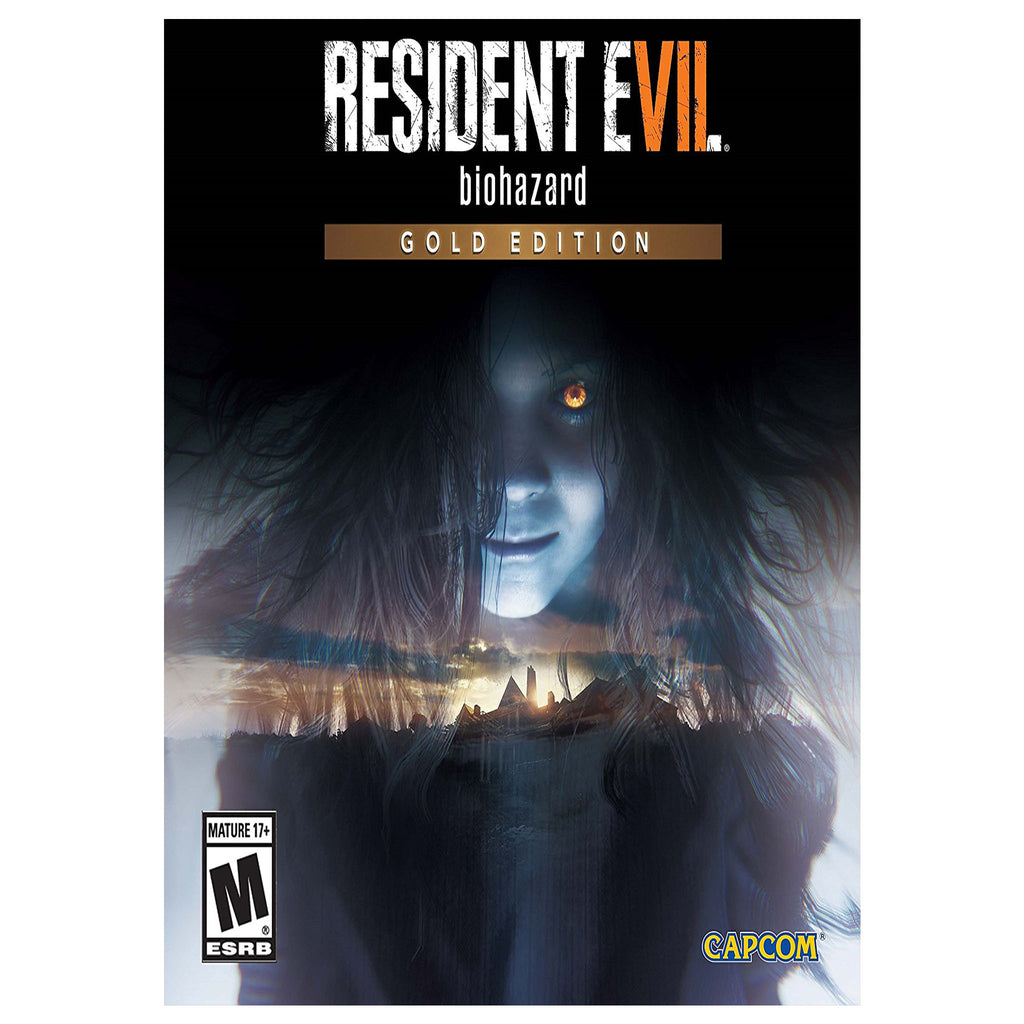 Resident Evil 7: Biohazard - Gold Edition - PC
