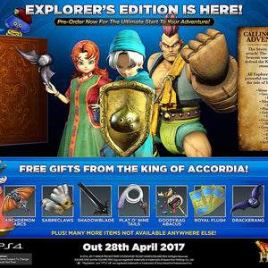 Dragon Quest Heroes II Explorer's Edition - PS4