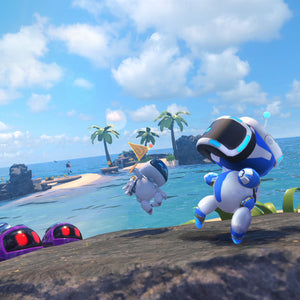 Astro Bot Rescue Mission - PSVR