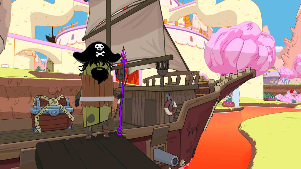 Adventure Time: Pirates of the Enchiridion - Switch – Entertainment