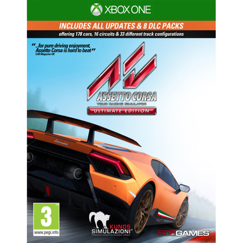 Assetto Corsa Ultimate Edition - Xbox One