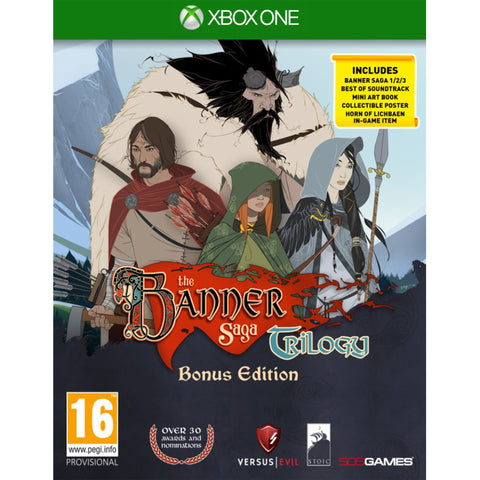 The Banner Saga Trilogy Bonus Edition - Xbox One