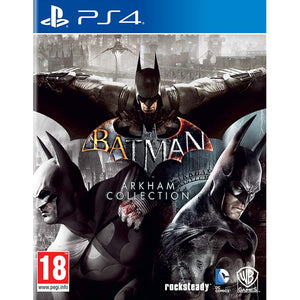 Batman Arkham Collection Standard Edition - PS4