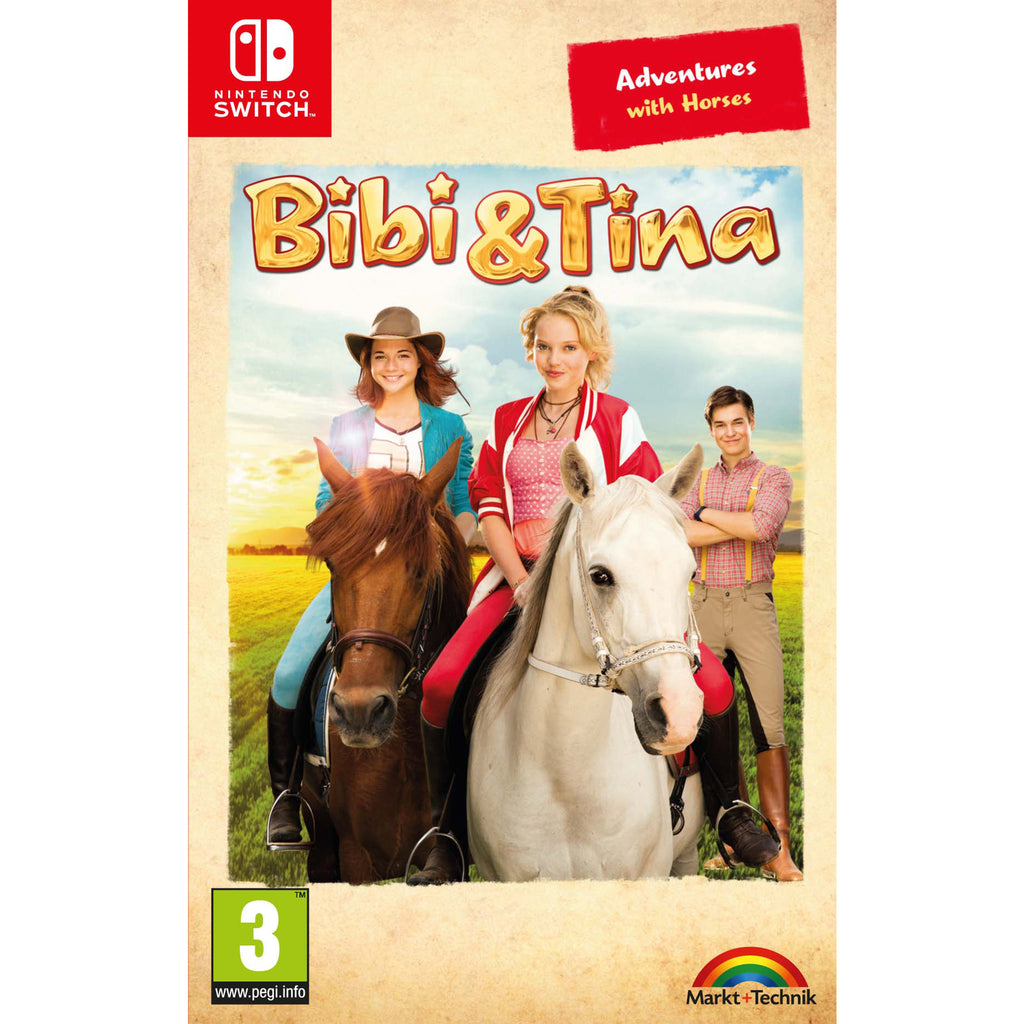 Bibi & Tina: Adventures with Horses - Switch
