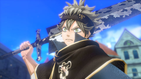 Black Clover Quartet Knights - PS4