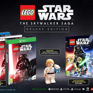 LEGO Star Wars: The Skywalker Saga Deluxe Edition - Switch