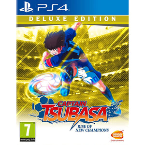 Captain Tsubasa: Rise of New Champions Deluxe Edition - PS4