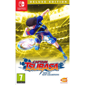 Captain Tsubasa: Rise of New Champions Deluxe Edition - Switch