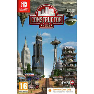 Constructor Plus CODE-IN-A-BOX - Switch