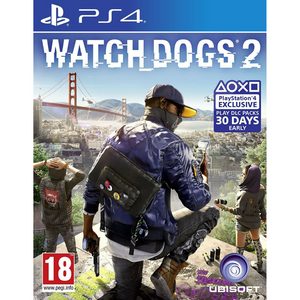 Watchdogs 2 - PS4