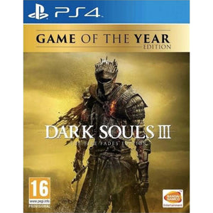 Dark Souls 3 Game of The Year Edition - PS4