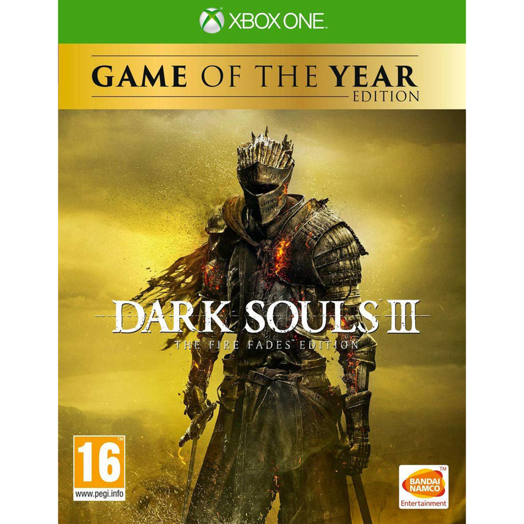 Dark Souls 3 Game of The Year Edition - Xbox One