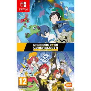 Digimon Story: Cyber Sleuth - Hacker's Memory - Switch