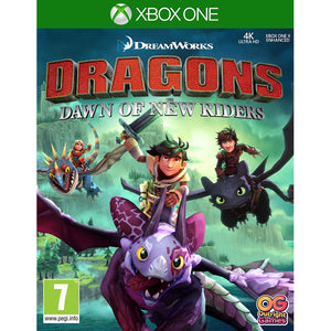 Dragons Dawn of New Riders - Xbox One