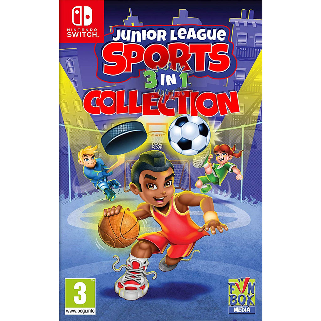 Junior League Sports Collection - Switch