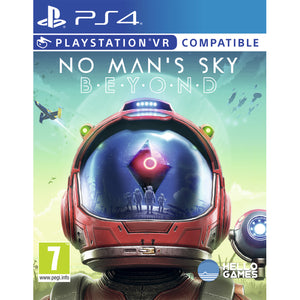 No Man's Sky Beyond - PS4