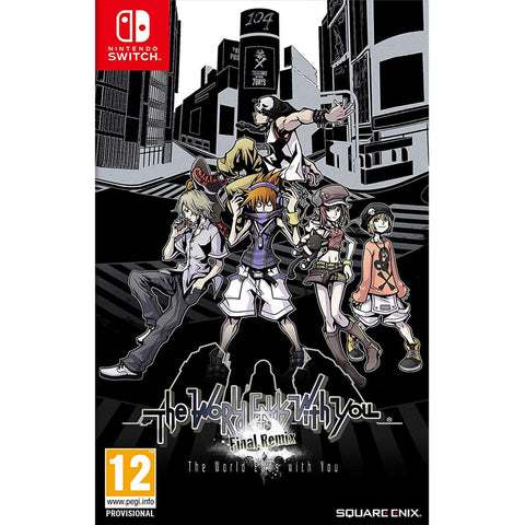 The World Ends With You: Final Remix - Switch