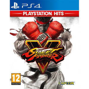 Street Fighter V - PS4 Playstation Hits