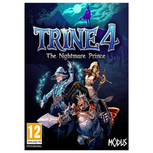 Trine 4: The Nightmare Prince - PC