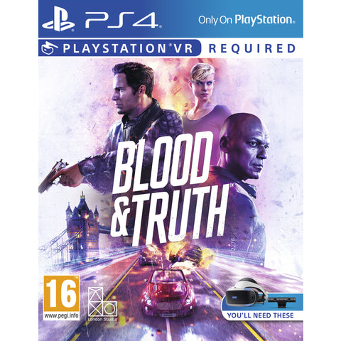 Blood & Truth - PSVR