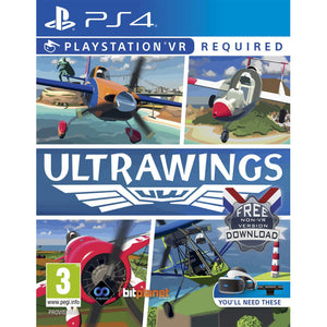 Ultra Wings - PSVR