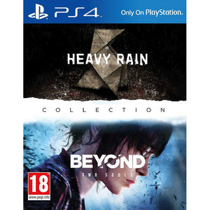 Heavy Rain and Beyond Collection - PS4