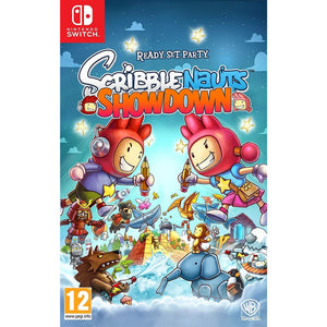 Scribblenauts Showdown - Switch
