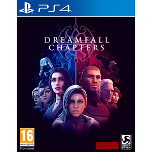 Dreamfall Chapters - PS4