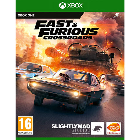 Fast & Furious Crossroads - Xbox One