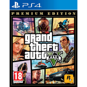 Grand Theft Auto V: Premium Edition - PS4