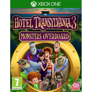 Hotel Transylvania 3: Monsters Overboard - Xbox One