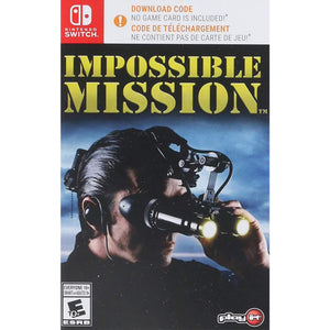 Impossible Mission CODE-IN-A-BOX - Switch
