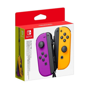 Joy-Con Pair - Purple/Orange - Switch
