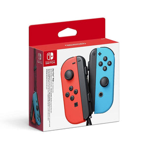 Joy-Con Pair - Neon Blue/Neon Red - Switch
