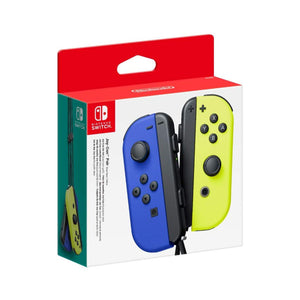 Joy-Con Pair - Neon Blue/Neon Yellow - Switch