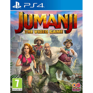 Jumanji: The Video Game - PS4