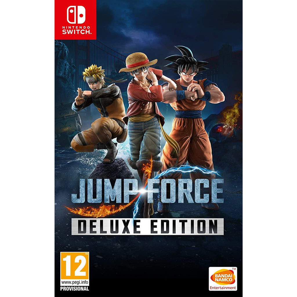 Jump Force: Deluxe Edition - Switch