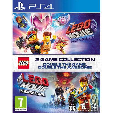 LEGO Movie 2-Game Collection - PS4